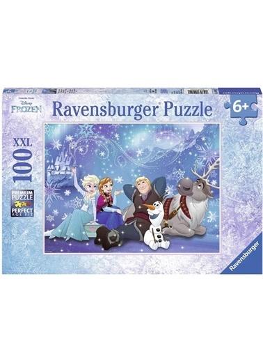 Ravensburger -2 100 Parça Puzzle Ice Magic 109111 Renkli